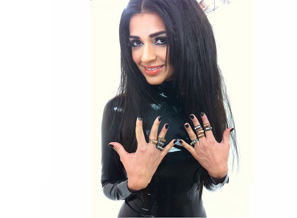 Nadia Ali Wins Two International Dance Music Awards During Miami's Winter Music Conference