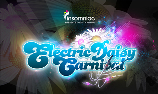 Electric Daisy Carnival T-Shirt Design Contest