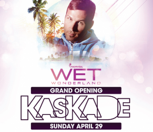 Kaskade Wet Wonderland