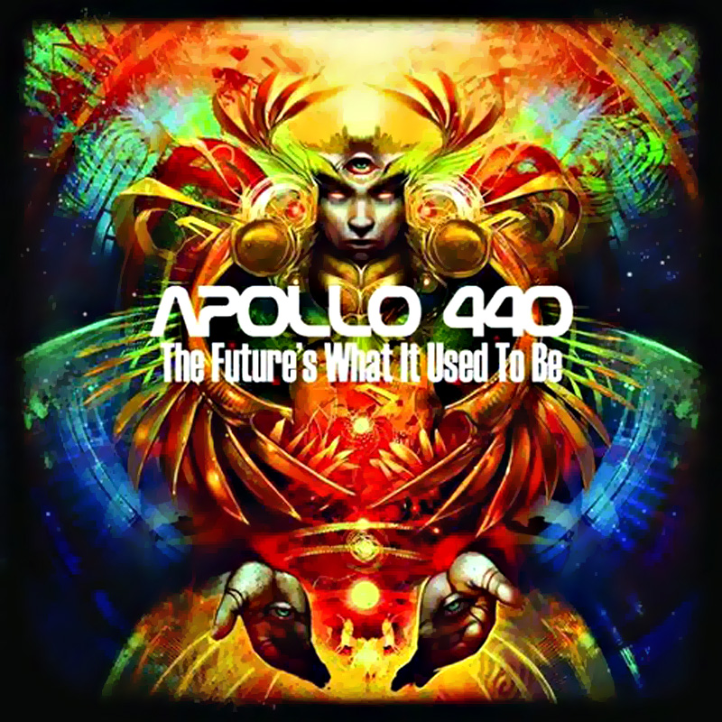 Apollo 440 - The Future's What It Used To Be CD