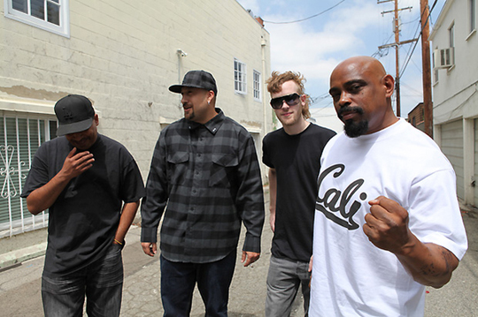 Cypress Hill and Rusko Release Five-Track EP