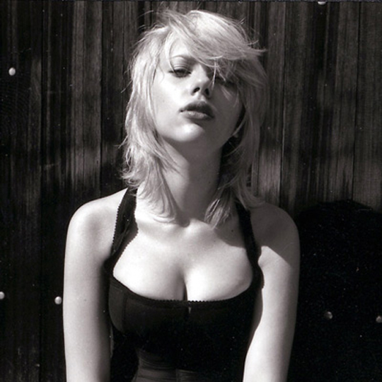 Scarlett Johansson And Massive Attack Collaborate On New Song