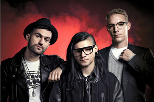 Skrillex, Diplo, and A-Trak Team Up To Remix Michael Jackson