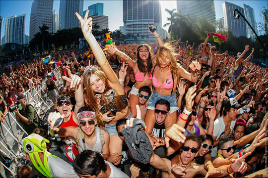 UMF Crowd