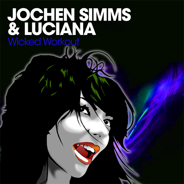 Jochen Simms & Luciana - Wicked Workout (Club Mix)