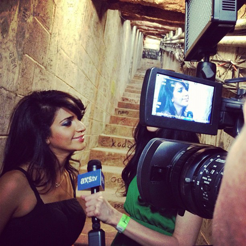 Nadia Ali Featured on The Global Dance Festival