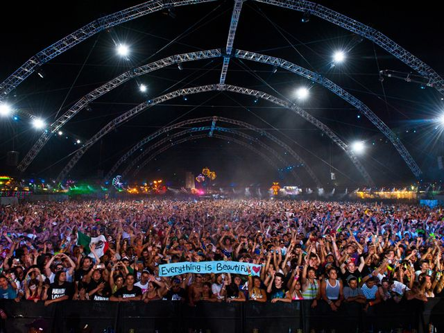 Electric Daisy Carnival 2012