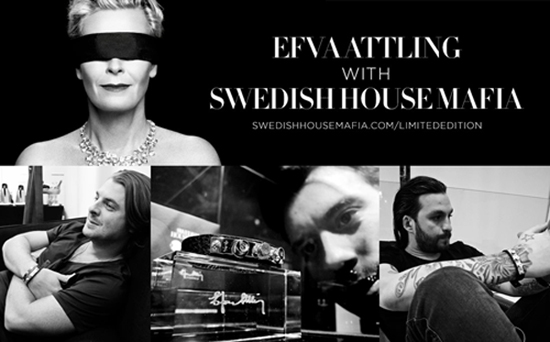 Swedish House Mafia Release Limited Edition Bracelet With Efva Attling