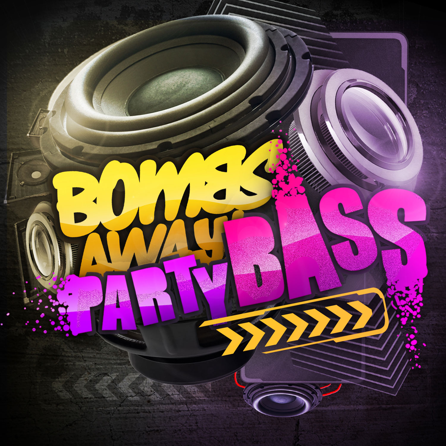 Bombs Away feat. The Twins - Party Bass (Clean Radio Edit)