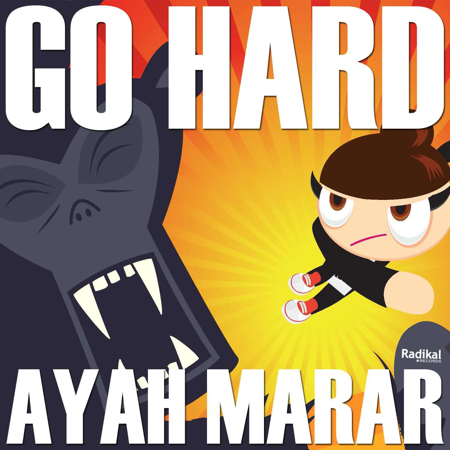 Ayah Marar feat. Illaman – Go Hard (Single)