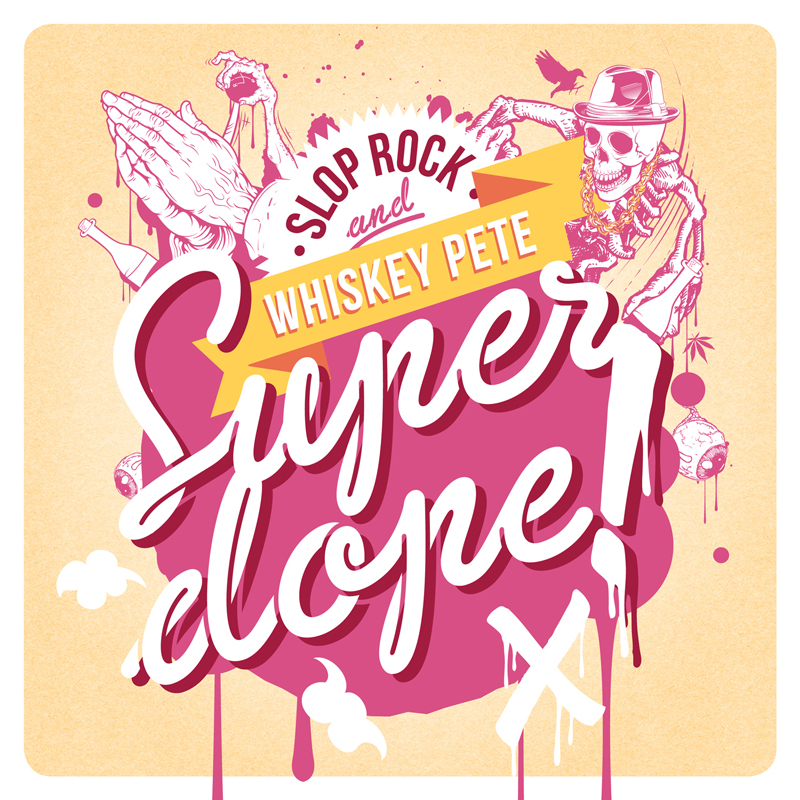 Slop Rock & Whiskey Pete - Super Dope (Noy Trap Mix)