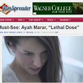 JamSpreader Ayah Marar Review Lethal Dose