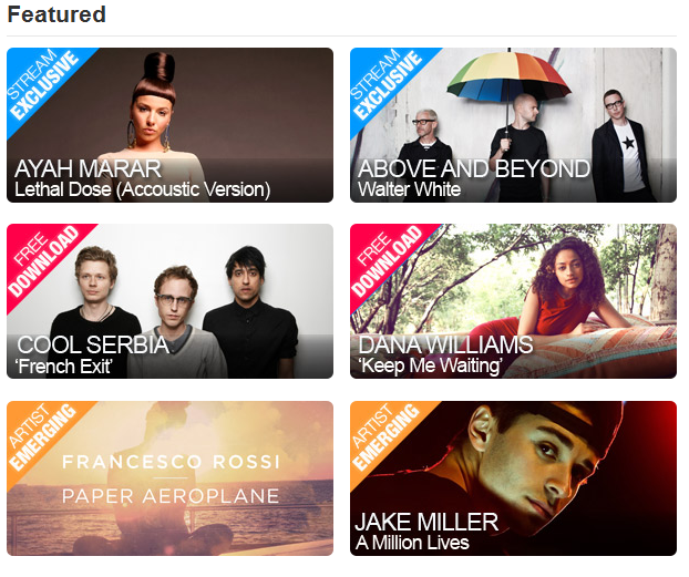 Ayah Marar Is TwitMusic's Featured Artist