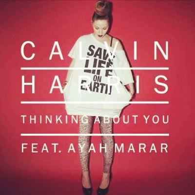 "Calvin Harris To Release The Ayah Marar Featured Track ""Thinking About You"" As A Single"
