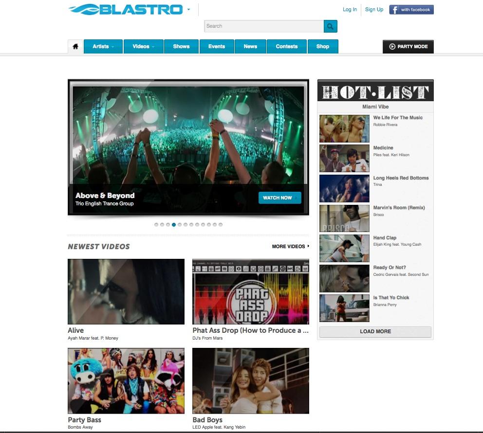 blastro.com