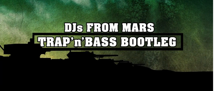 djs from mars - trap and bass