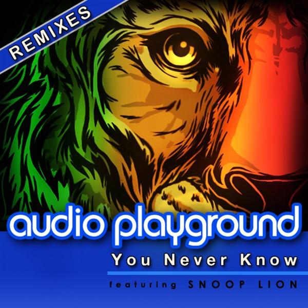 audio playground - you never know