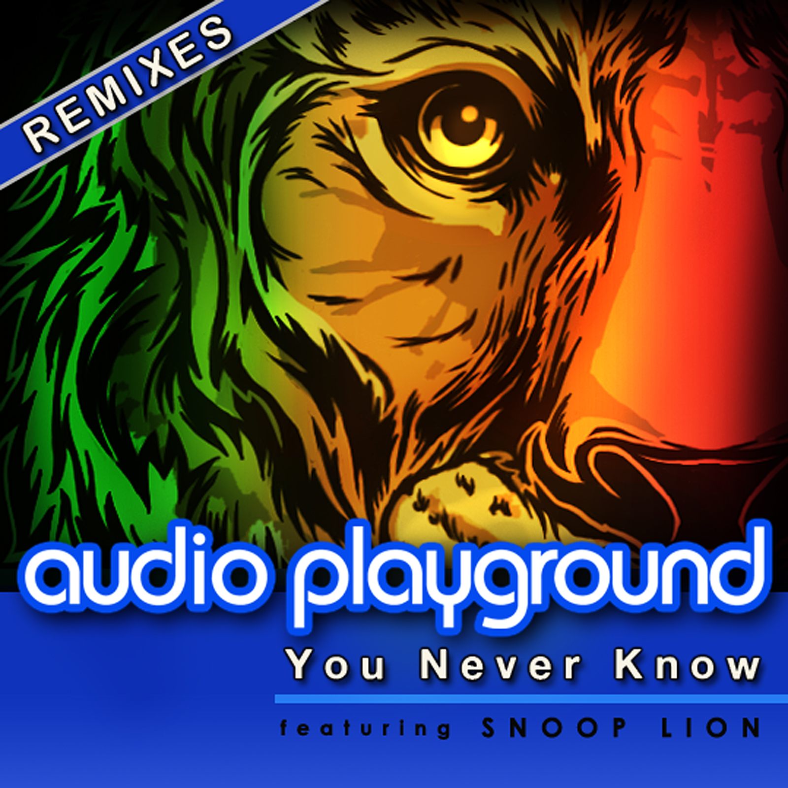audio playground - you never know