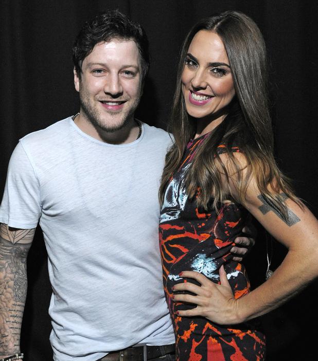 Matt Cardle & Melanie C