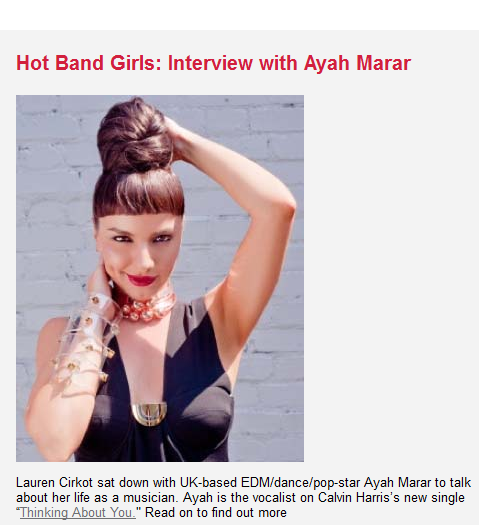 Hot Band Boys Interviews Ayah Marar