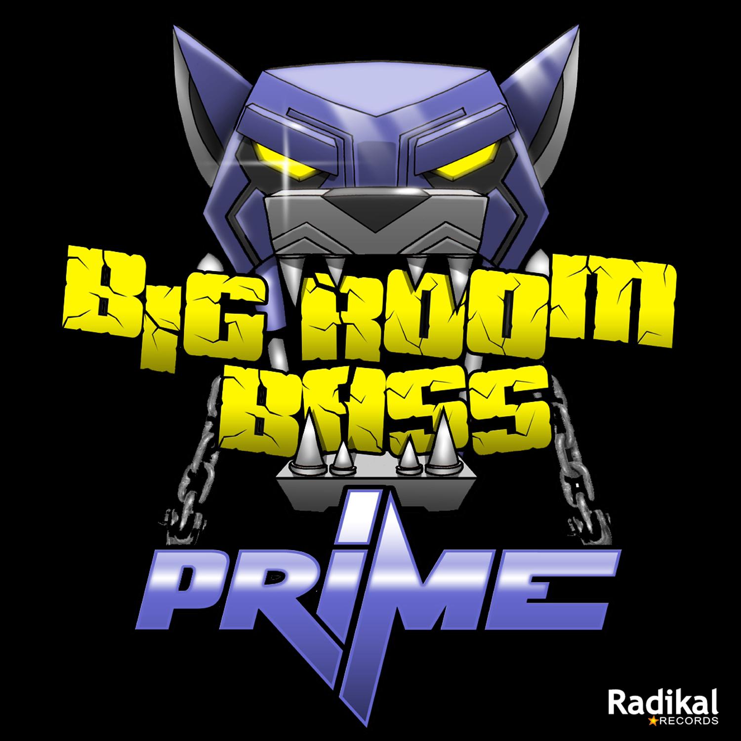 DJ Prime – Big Room Bass