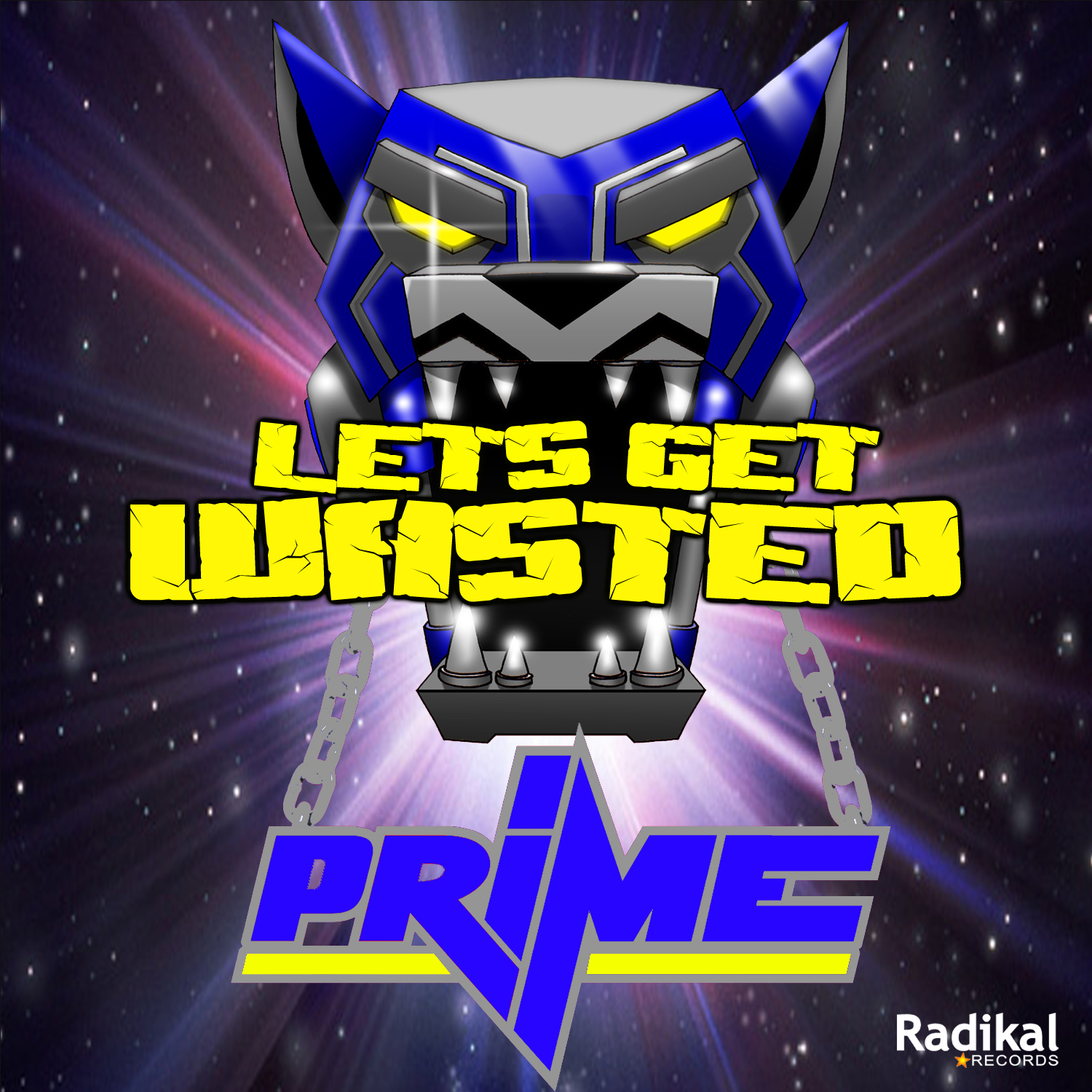 DJ Prime - Let's Get Wasted