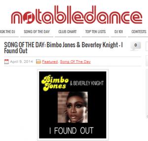 Notable Dance