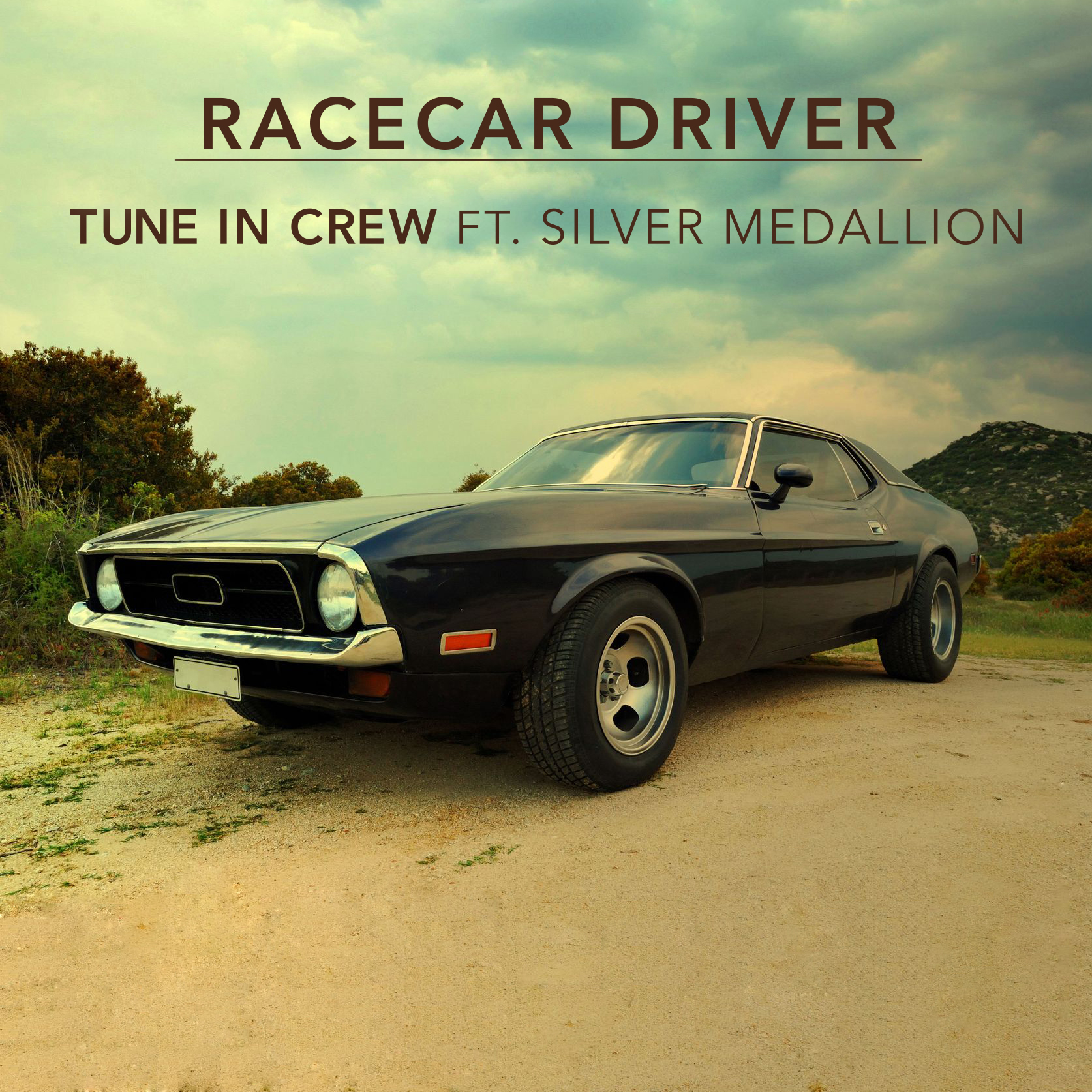Tune In Crew ft Silver Medallion – Racecar Driver