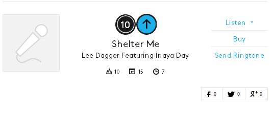 Shelter Me Billboard