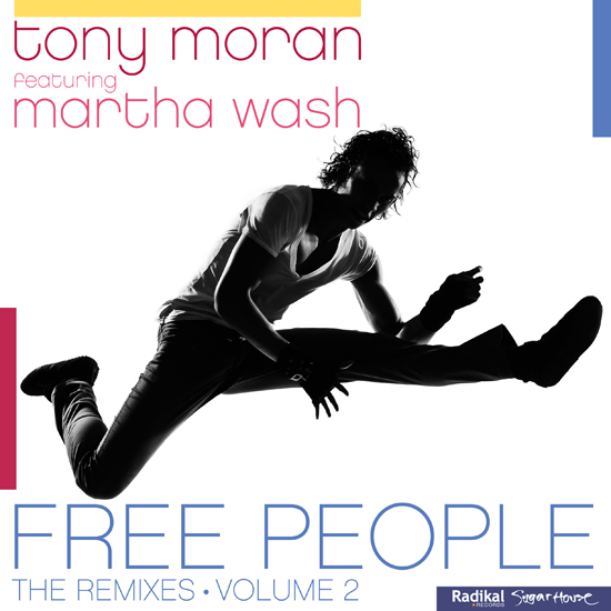 "Tony Moran (feat. Martha Wash) – Free People (Ezio Centanni & Costantino ""Mixmaster"" Padovano Classic House Remix)"