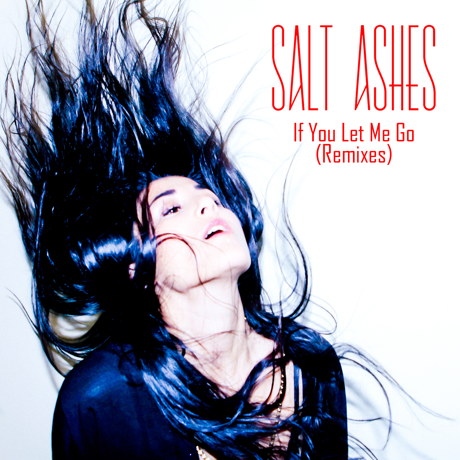 Salt Ashes 'If You Let Me Go (Remixes)' Now Available on Radikal Records