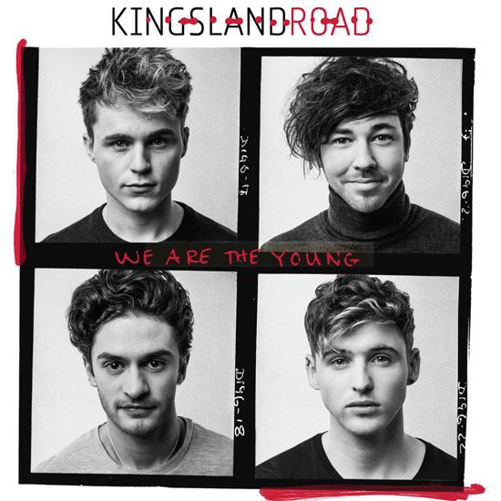 Kingsland Road's Debut Album 'We Are The Young' is Available Now!