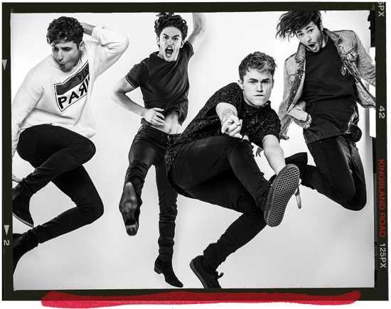Jakes-Take Reviews Kingsland Road's Debut Album 'We Are The Young'