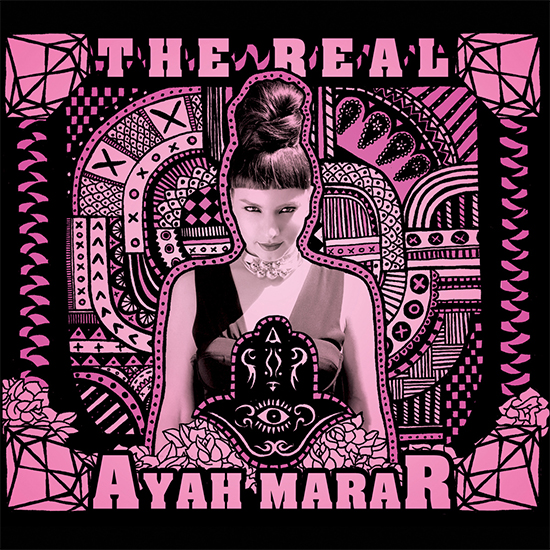 Ayah Marar – The Real CD (Limited Edition Autographed)