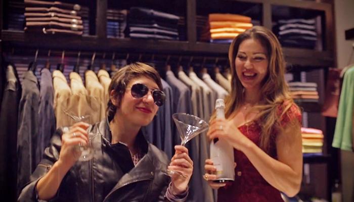 Jane Vanderbilt 'Welcome to My Party' Music Video