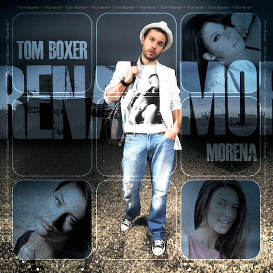 Tom Boxer - Morena CD