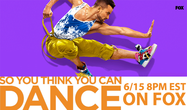 """Free People"" on So You Think You Can Dance"