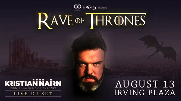 Narin Rave of Thrones
