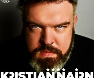 "Kristian Nairn Releases Debut Single ""Up / Beacon (Feat. Leanne Robinson)"""