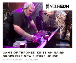 Your EDM Features Kristian Nairn's 'Beacon'