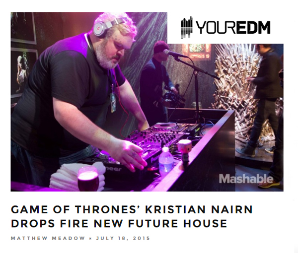 Nairn Your EDM