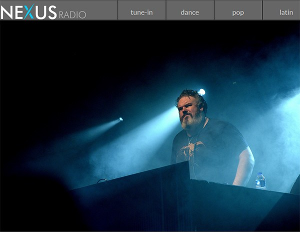 Kristian Nairn's New Single Featured on EDM Nations