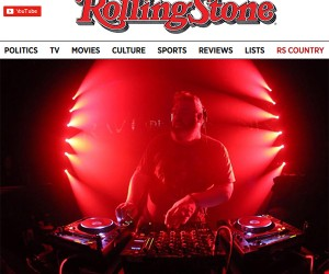 Rolling Stone Features Kristian Nairn on List of DJs Who Are Rocking the Party