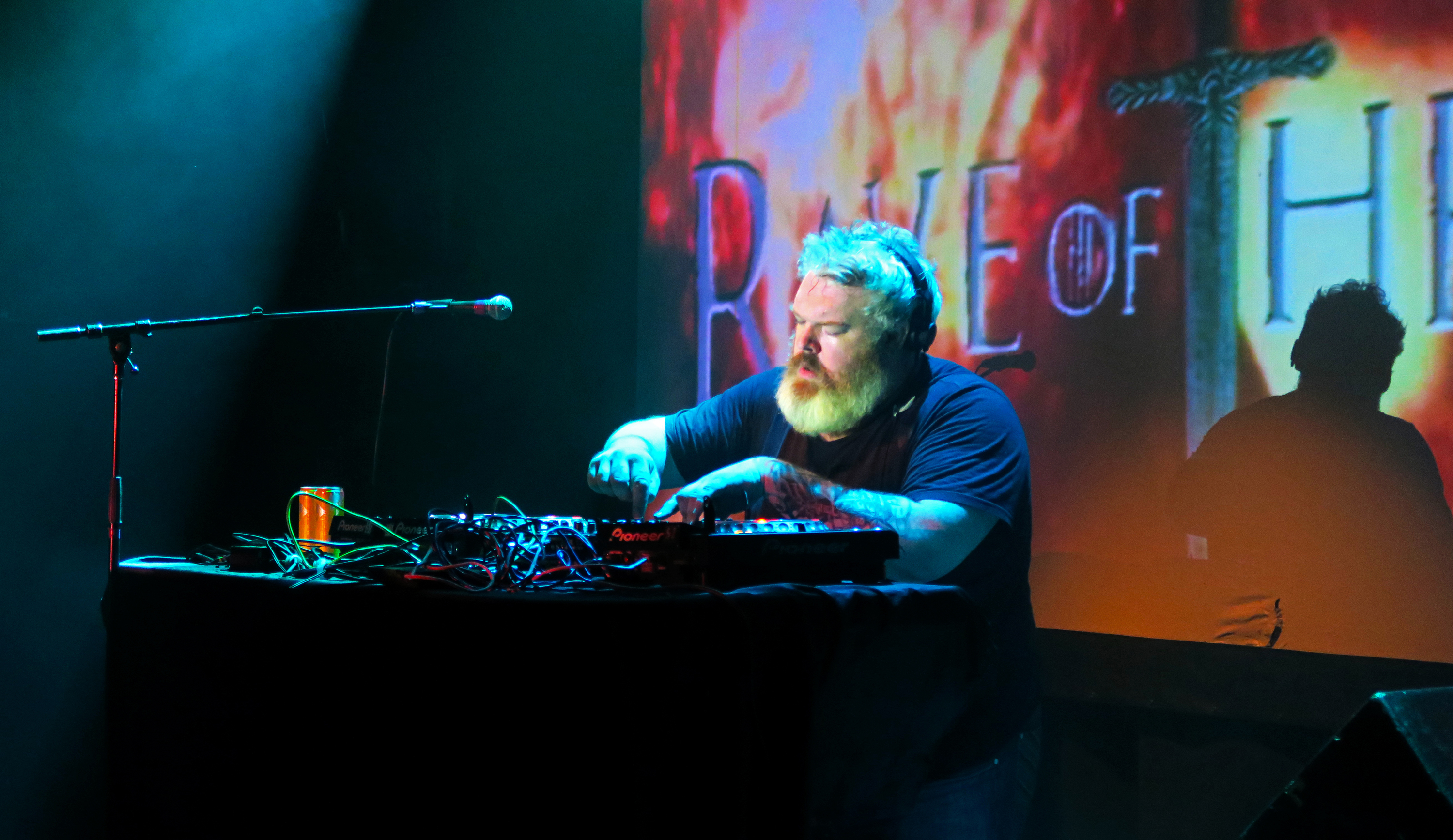 Kristian Nairn - Rave of Thrones at Irving Plaza, NYC 10