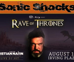 Kristian Nairn's Exclusive Interview With Sonic Shocks