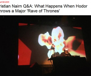 Kristian Nairn Sits Down With WhoSay for an Exclusive Interview
