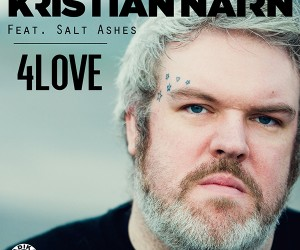 "Kristian Nairn's New Single ""4LOVE (feat. Salt Ashes)"" Set To Release Friday, September 11th"