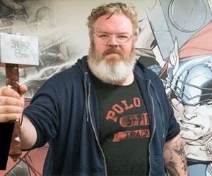 Listen to Marvel's Podcast Featuring Kristian Nairn