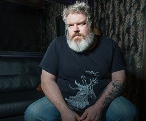 Kristian Nairn Featured on Verizon Fios Lounge