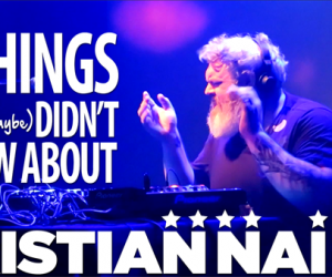 5 Things You Didn't Know About Kristian Nairn